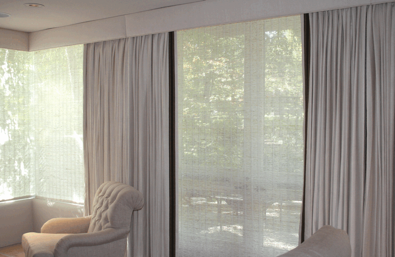 Photos Of Custom Woven Shades Dallas Plano Tx Wind